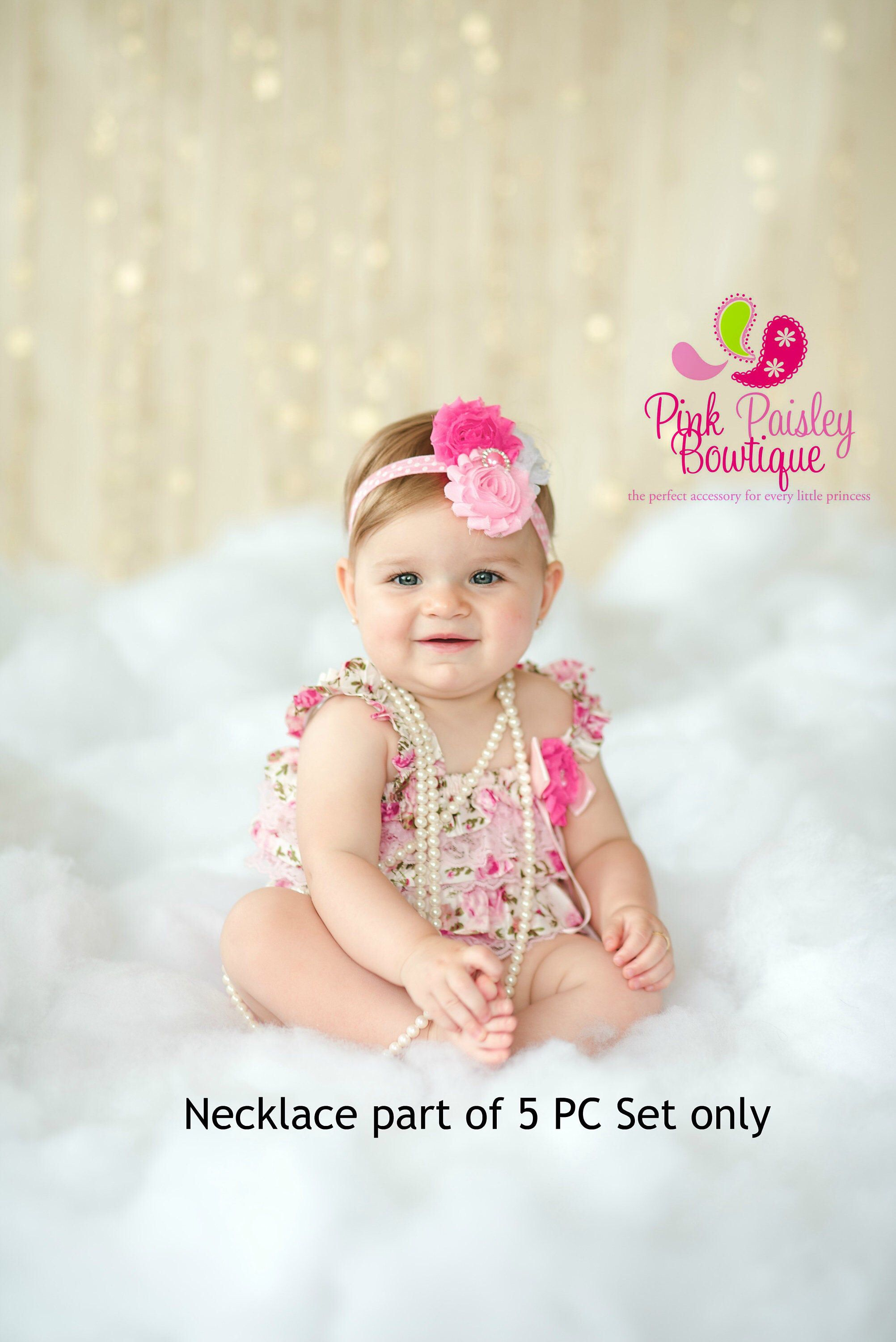 Baby Girl Clothes and baby headband, Baby girl 1st birthday dress Princess Birthday, Newborn Photo Outfit, Cake Smash Outfit, Floral Outfit #babygirlheadbands