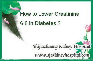 How To Lower Creatinine 6 8 In Diabetes Shijiazhuang Kidney Disease Hospital In China Diabetes Kidney Disease Kidney