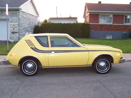 1977 Amc Gremlin For Sale Montreal Quebec Amc Gremlin Gremlins