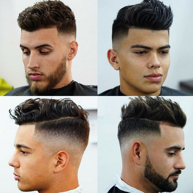 Types Of Hairstyles Haircut Names For Men  Types Of Haircuts  Fade Haircut Haircuts