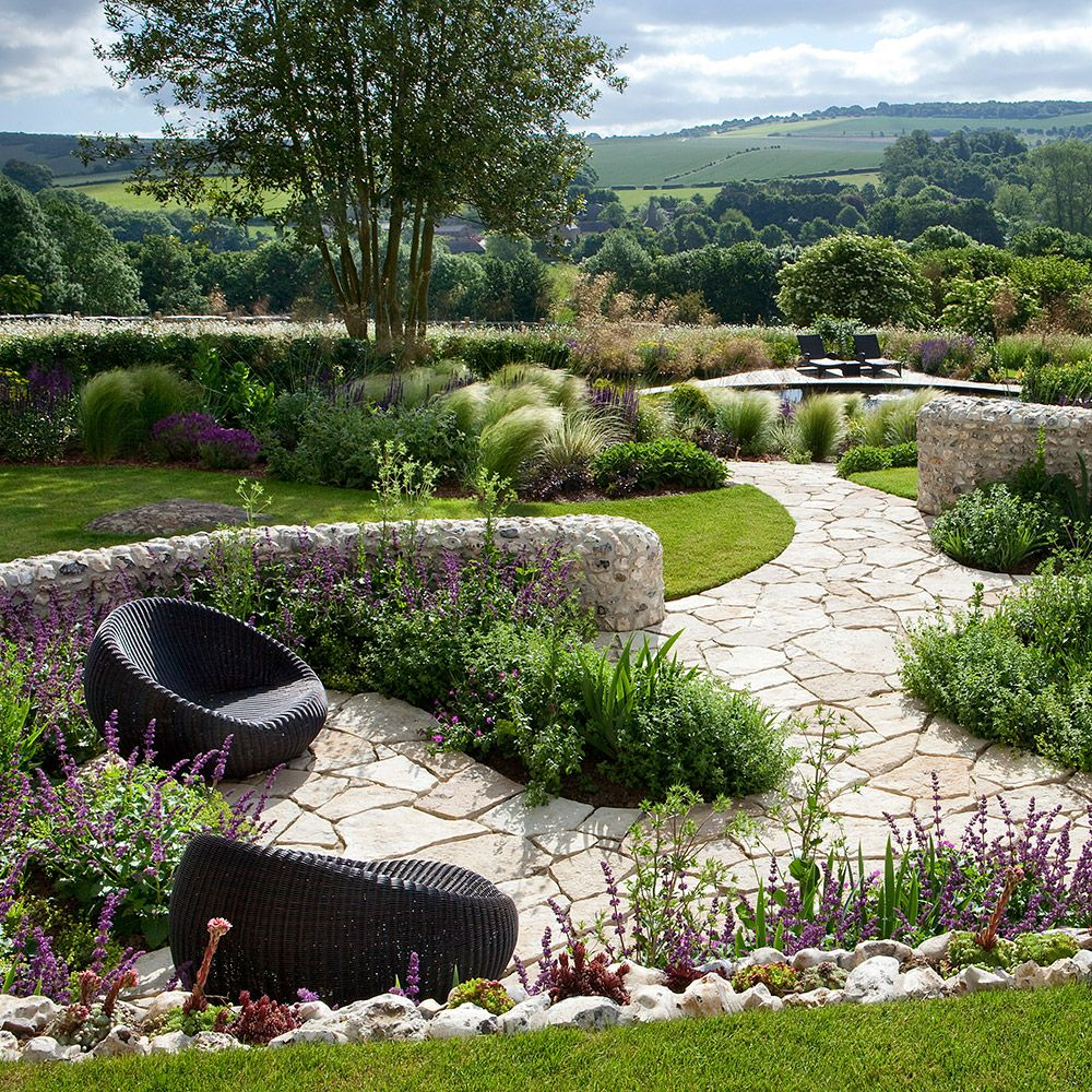 Landscape Architects: Ian Kitson Landscape Architect / Repinned On Toby Designs