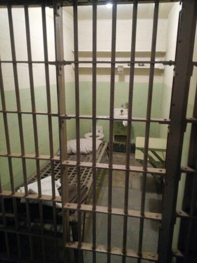 Alcatraz Jail Cell Jail Cell Alcatraz Prison Cell