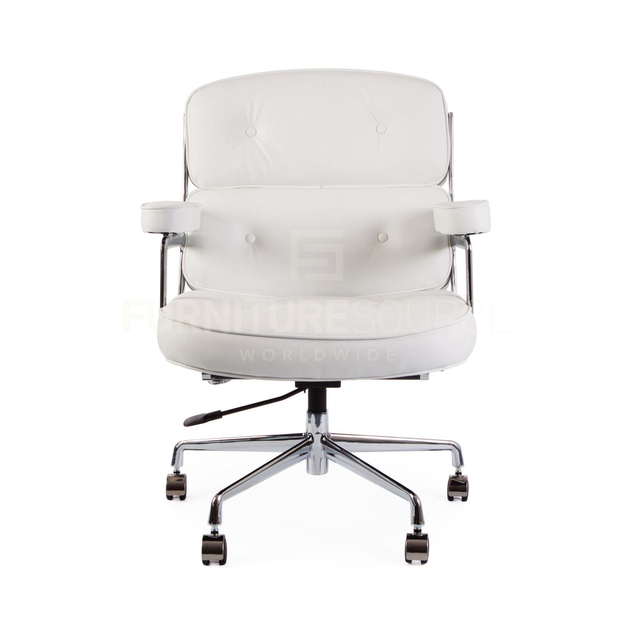 Management Time Life Lobby fice Chair In Eames Style White