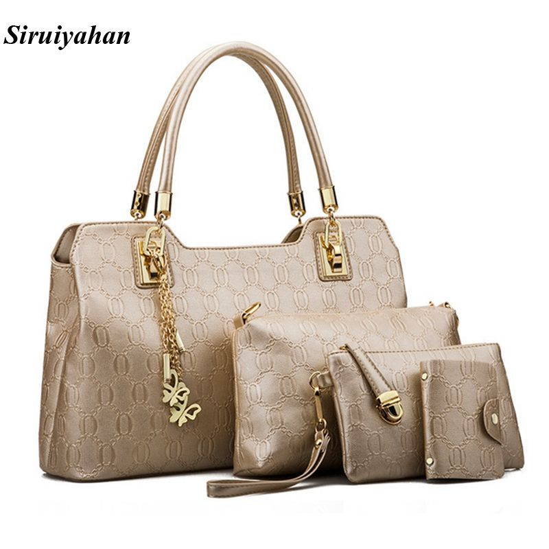 0c3d64b0431d Siruiyahan Luxury Handbags Women Bags Designer Shoulder Bag Female Bags  Handbags Women Famous Brands Sac A Main Bolsa Feminina. Yesterday s price   US  63.09 ...