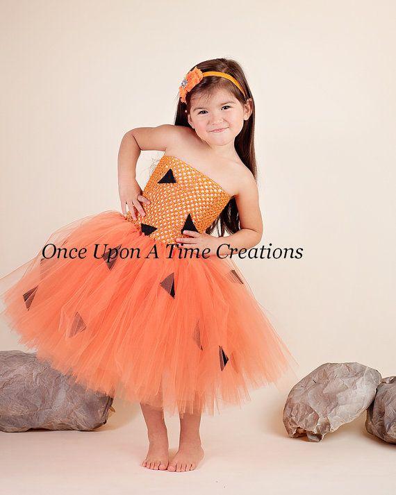 Stone Age Pebbles Tutu Girls 6 12 Months Size 2T 3T 4T 5 6 Halloween Costume