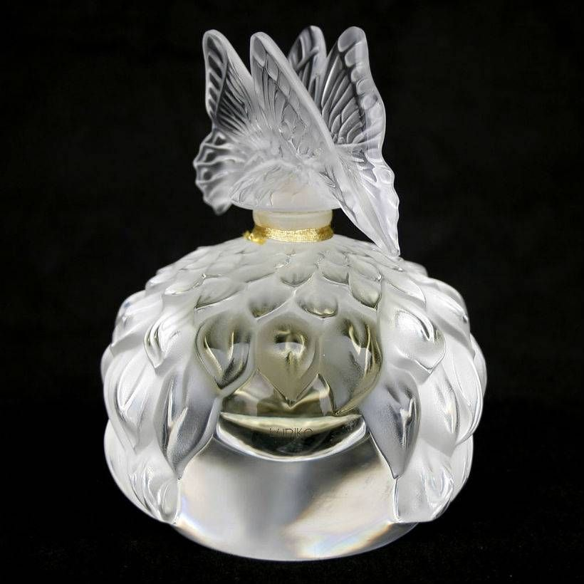 Elegant Perfume Bottles