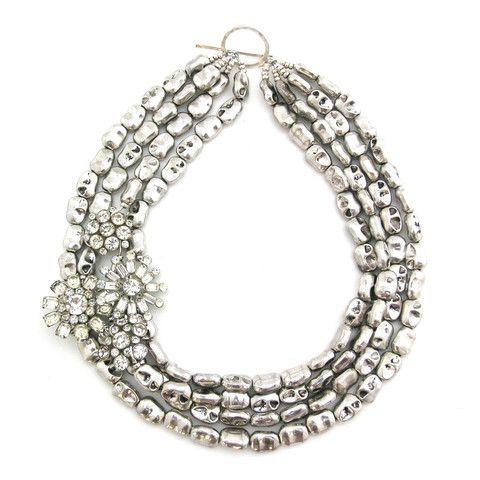 @Elva Fields Petites Etoiles necklace