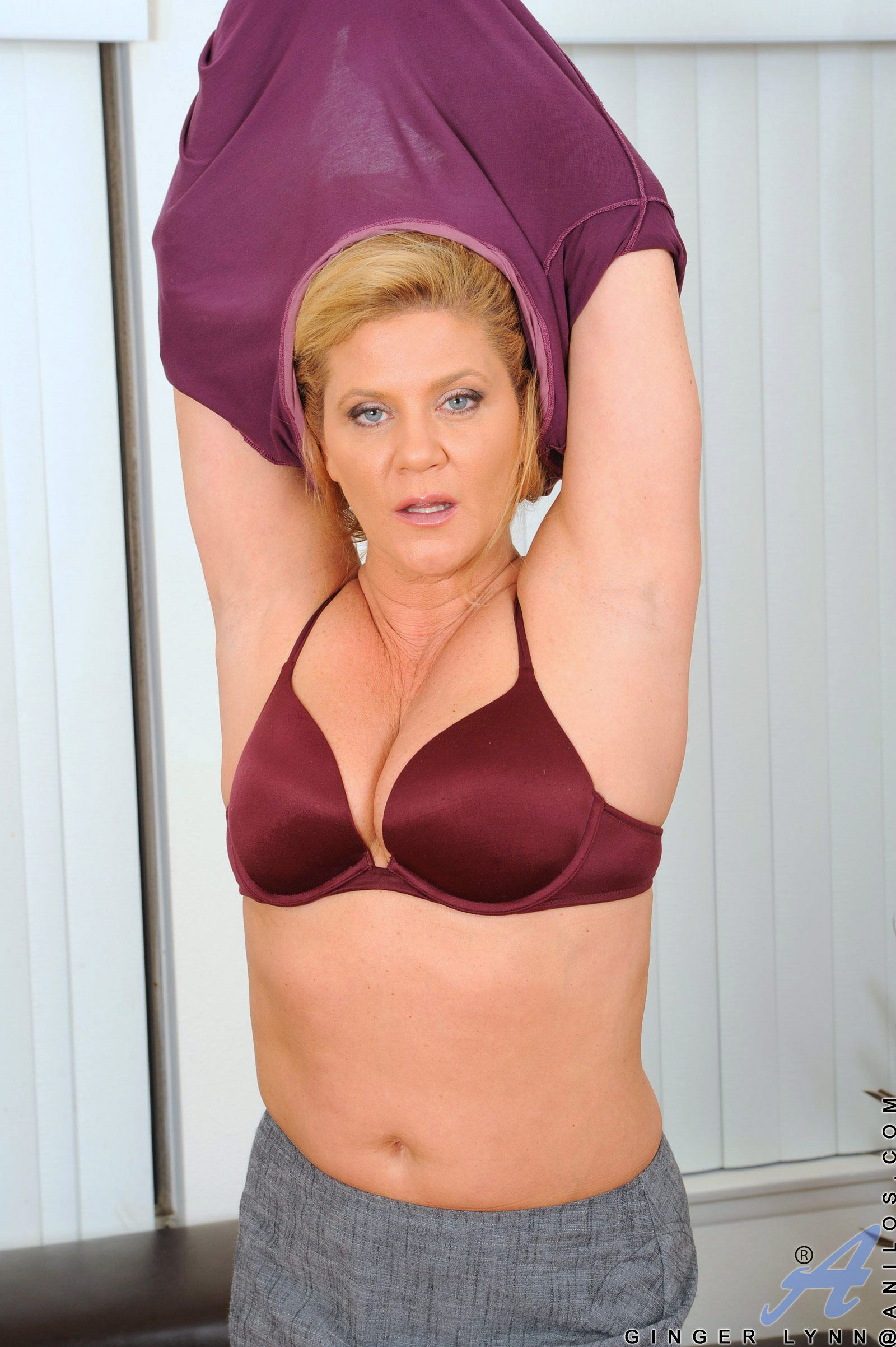 Ginger Lynn New
