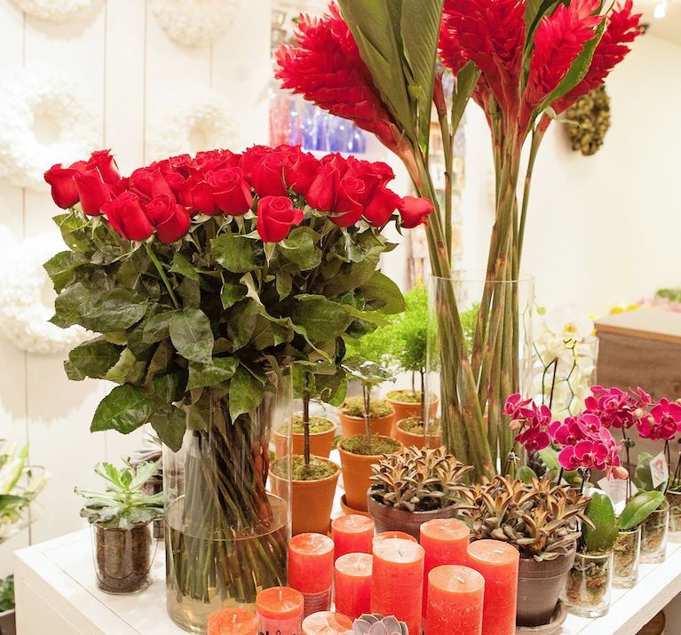 Valentine's Day Flowers FIORI Oakville store (With