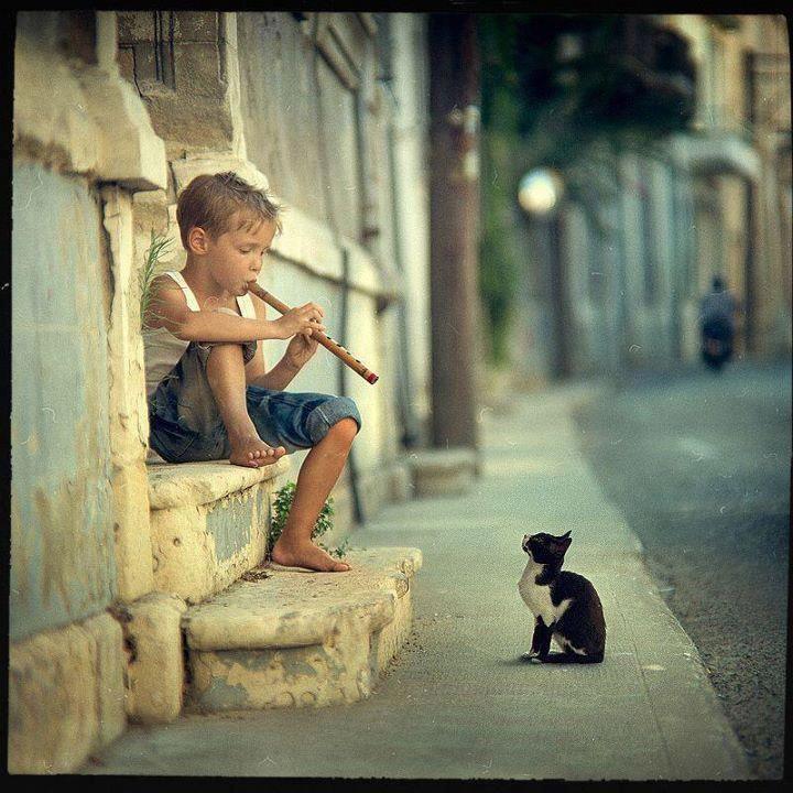 Pequeno, Grande ouvinte..