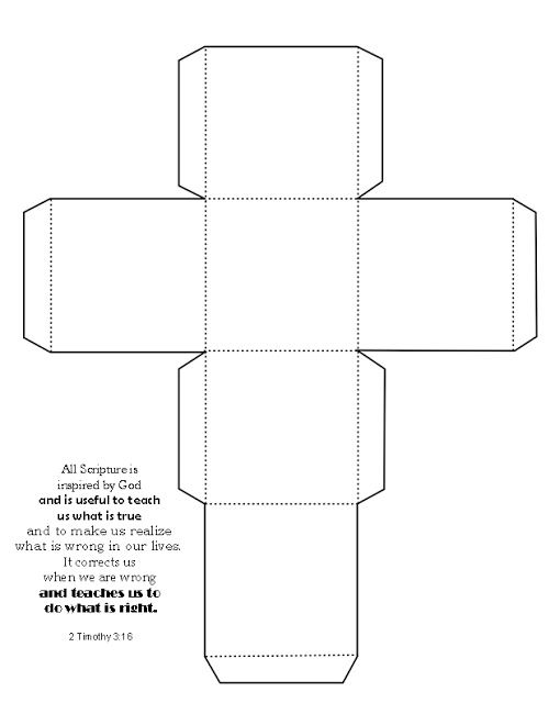 2 Timothy 3 16 Game Cube Memory Verse Games Memory Verse