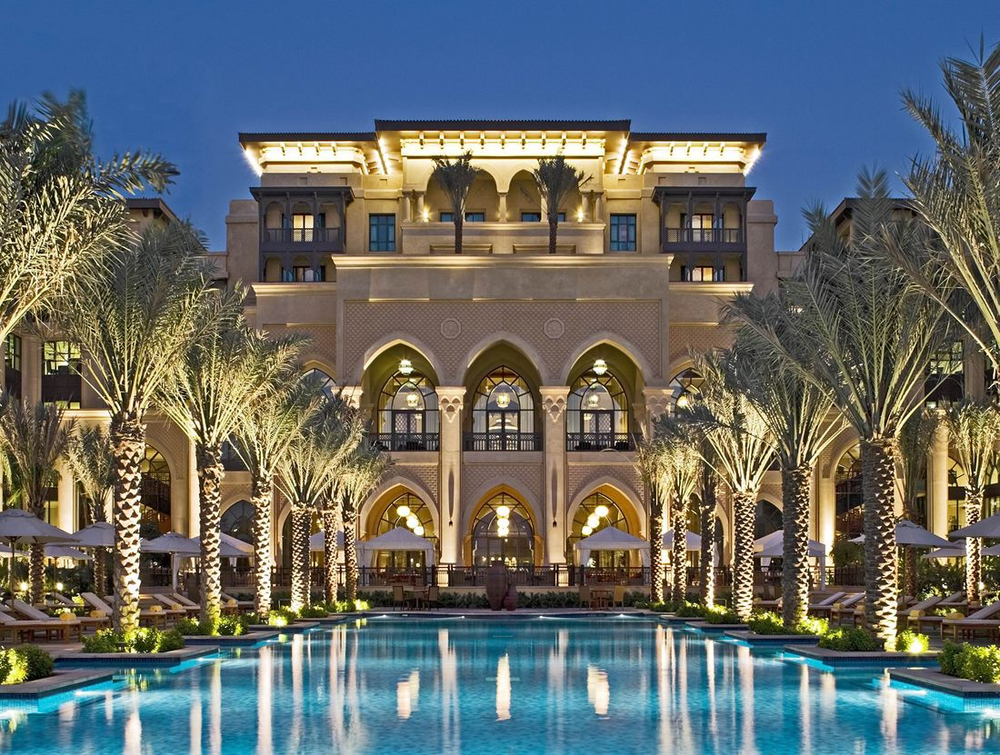 The Palace Downtown Dubai Commitment To Sustainability