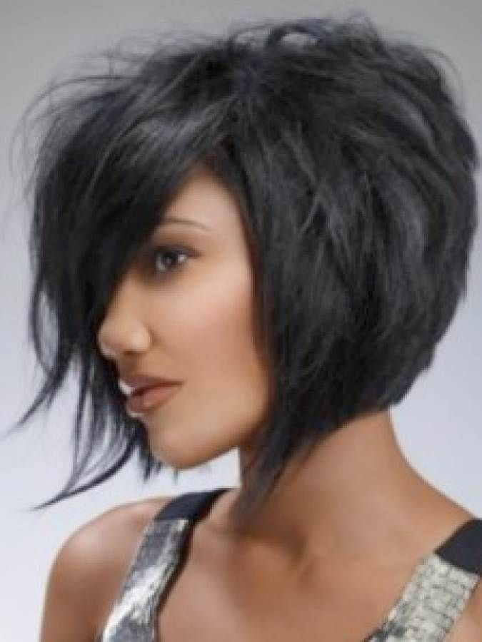 African American Bob Hairstyles With Bang Httpwww