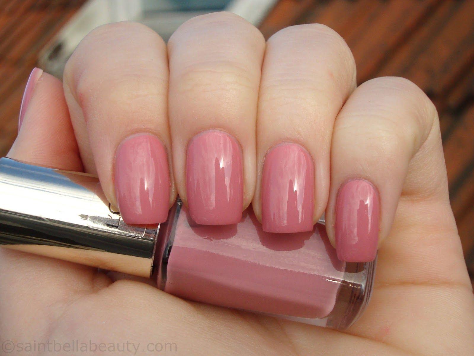 L\'oreal Color Riche Boudoir Rose | My nail polish collection ...