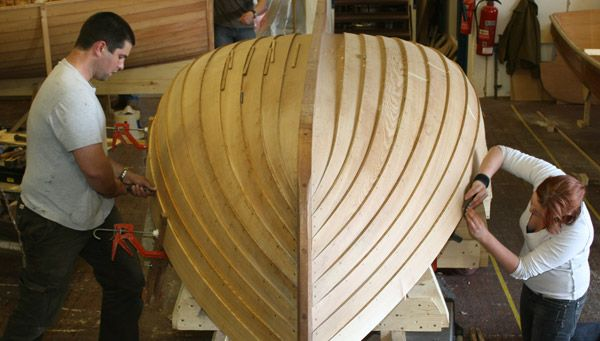 The-Boat-Building-Academy - in Lyme Regis, Dorset. | shipwright ...