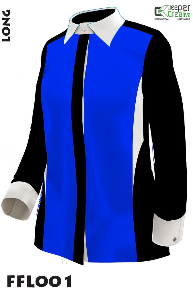 F001 BLUE 037 Corporate Uniforms 4a60fcc6e