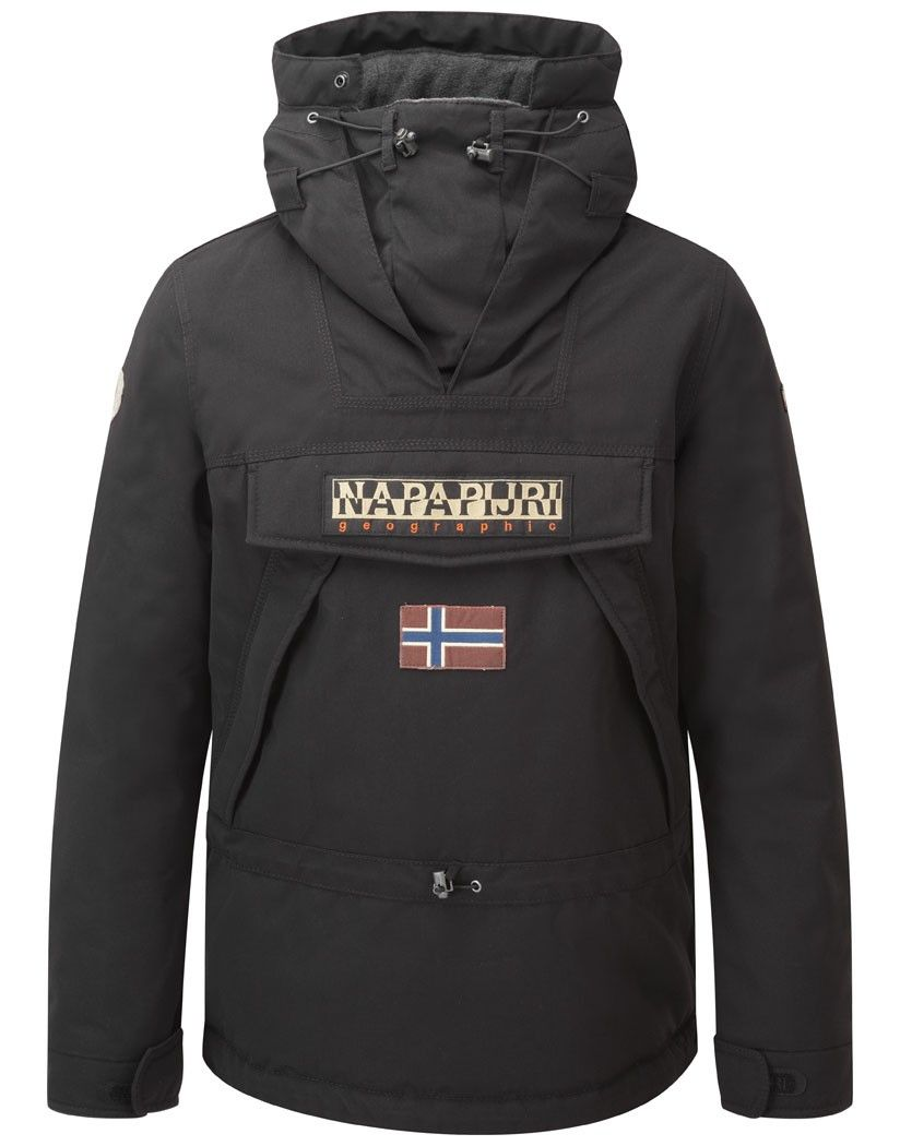 Napapijri Men s Skidoo 14 Jacket – Black b2d7cce7ef