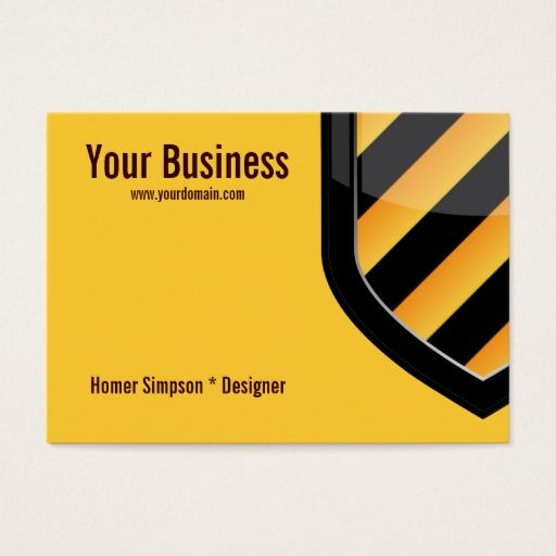 Security Business Card Security Guard Business Cards Pinterest