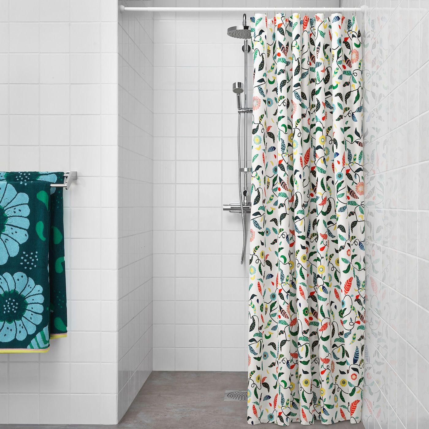 Sandbredan Shower Curtain Multicolor 71x71 180x180 Cm In