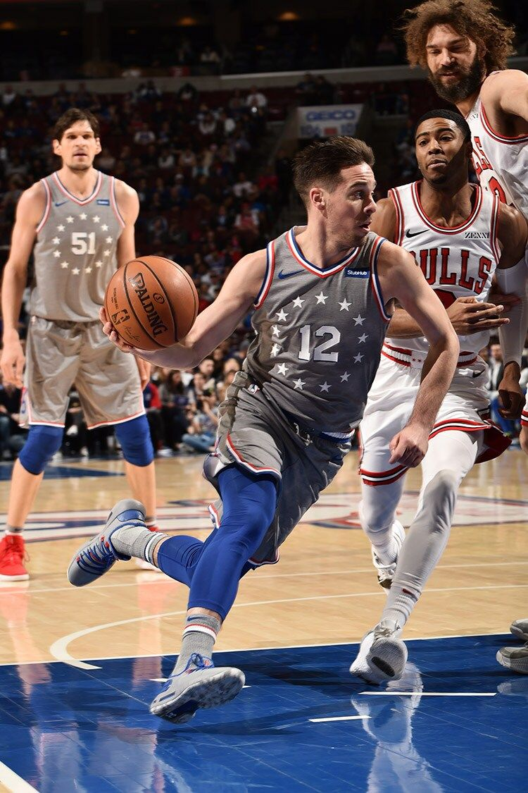 T J Mcconnell S Career In Photos Indiana Pacers is the