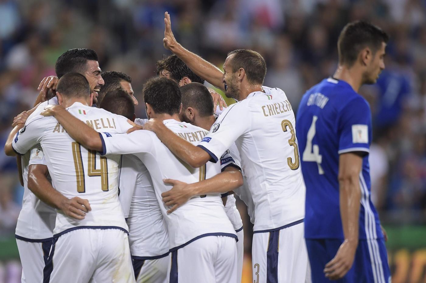 Qualificazioni Mondiale: l'Italia parte bene - Sportmediaset - Sportmediaset…