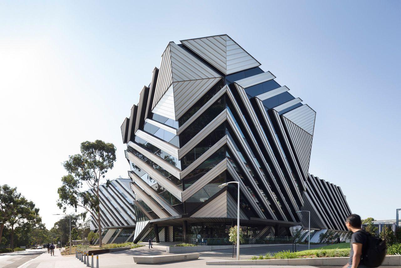 Monash University, New Horizons » Lyons … | Architectuur ...