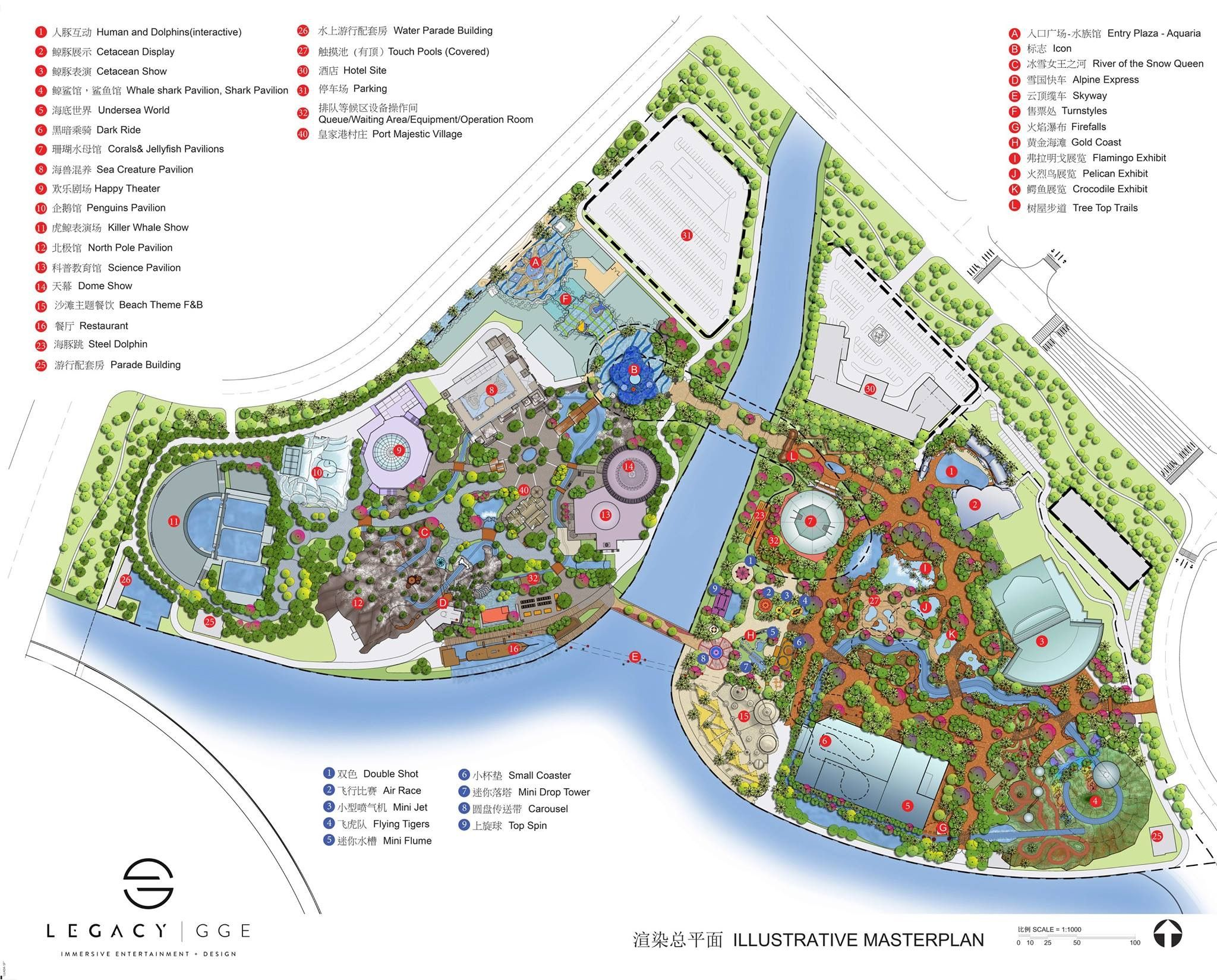Pin By Eli Smith On Shanghai Ocean Park Concept Artwork Ocean Park Disney And More Disneyland