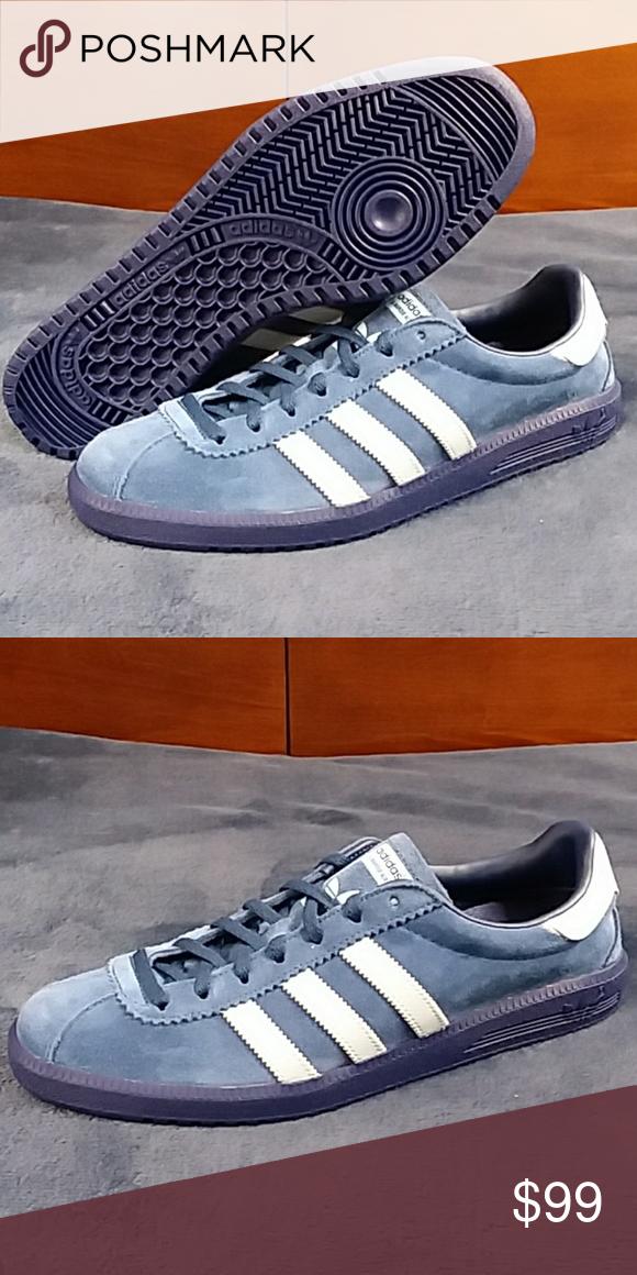 a4dcc52c9ba97e ADIDAS BERMUDA ADIDAS BERMUDA MYSTERY BLUE BY9652 adidas Shoes Sneakers