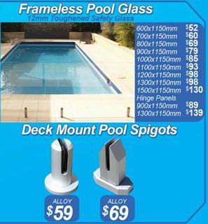Highgrove Bathrooms Frameless Pool Glass Fencing Balustrading Front Yard Fence Backyard Fences Wooden Fence