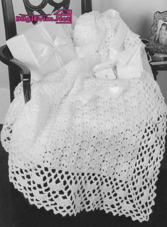 2018 en yeni battaniye modelleri (35) | Örgü | Pinterest | Cobija ...