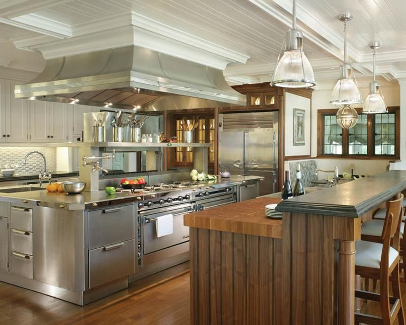 20 Professional Home Kitchen Designs Page 4 Of 4 Kitchen