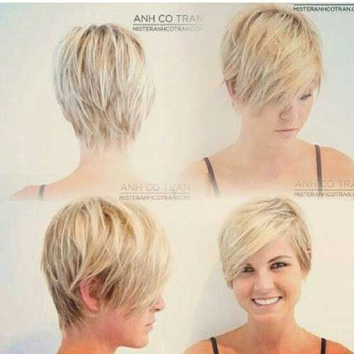 Www Short Haircut Com Wp Content Uploads 2016 10 Pixie Haircut For Round Face Jpg Short Hair Styles Vogue Hairstyles Hair Styles