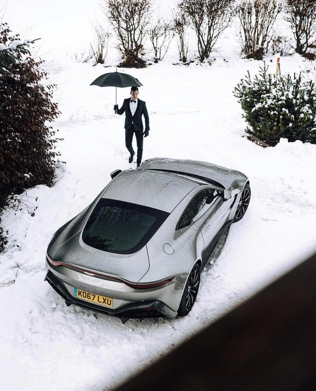 "England Luxury Car: Aston Martin Owners Club Spain On Instagram: ""New Vantage"