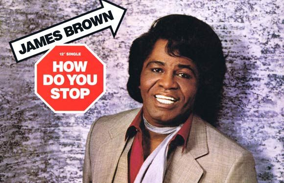 who influenced james brown