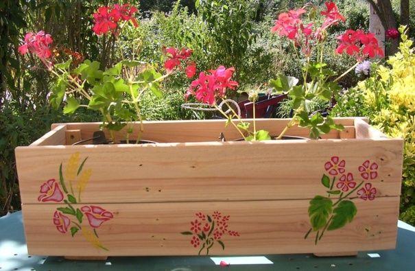 43+ Fabriquer une jardiniere en bois de palette trends