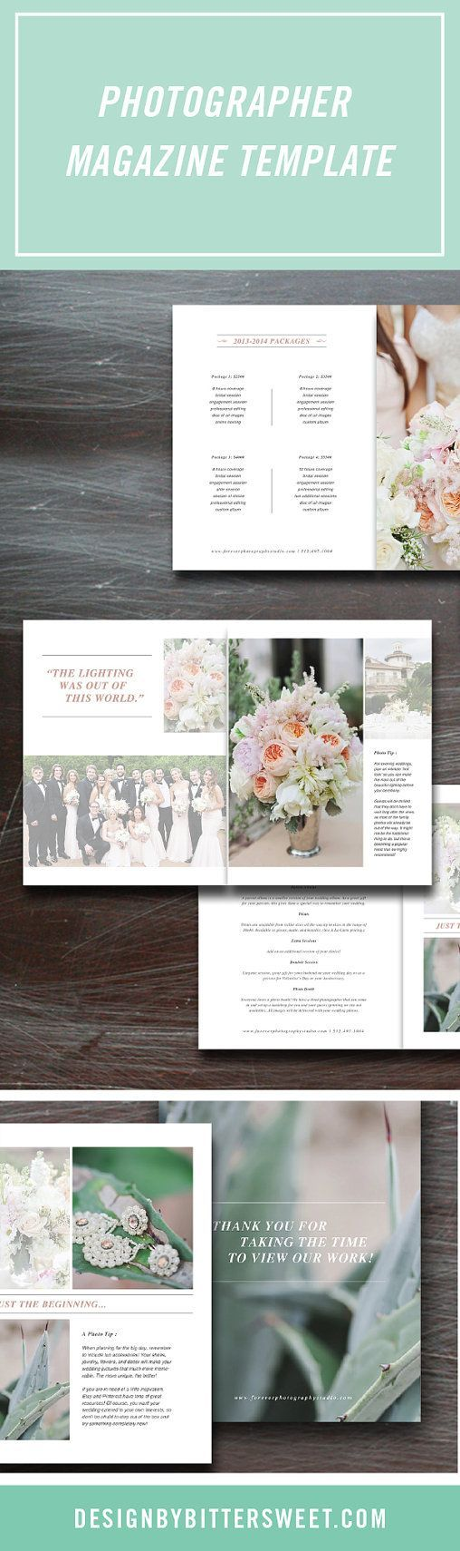 Wedding Collections Magazine | Collections magazine and Photoshop