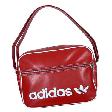 bfaa1877ee22 Adidas Adicolor vintage airline bag