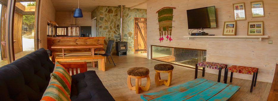 TOPOCALMA HOUSE - Playa Lobos Pacífic Houses - Punta de Lobos, Pichilemu, Chile
