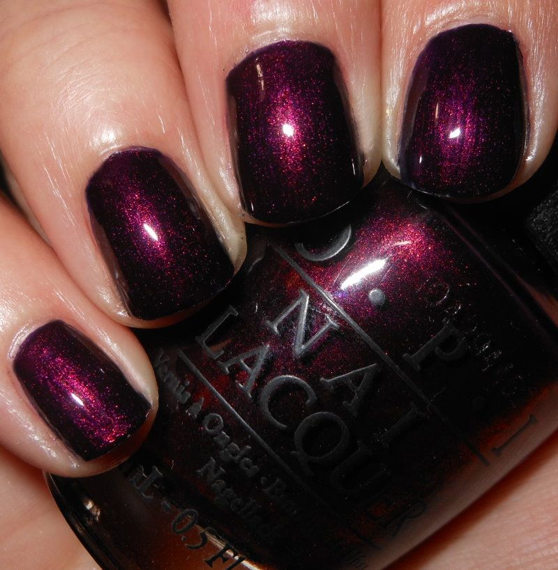 Imperfectly Painted: Throwback Thursday: OPI Every Month is ...