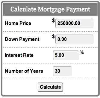 Mortgage Calculator Mortgage Amortization Mortgage Estimator Mortgage Calculator