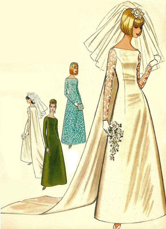 Untitled в 2020 г.   Свадебная мода, Винтажная мода и Платья