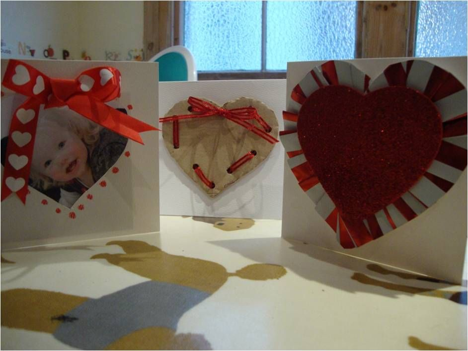 Red Ted Art's Blog » Blog Archive How to... make Gorgeous Valentines Cards with your Toddler (Guest Post) » Red Ted Art's Blog