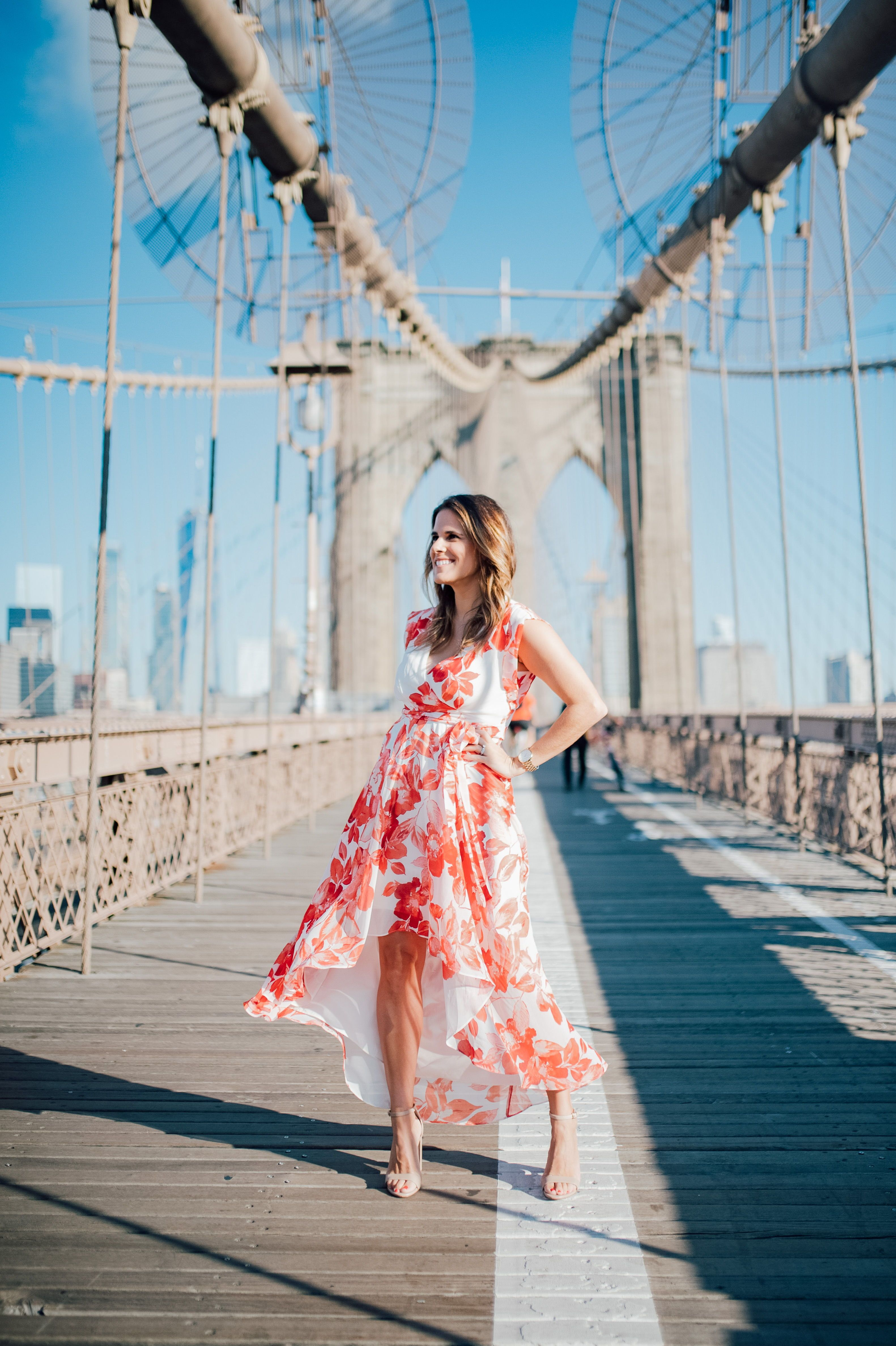 Summer Style | Summer fashion photography | Floral maxi