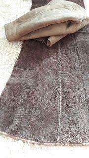 Wanhoja Unelmia: Kelsiturkista kiikkutuolin matto