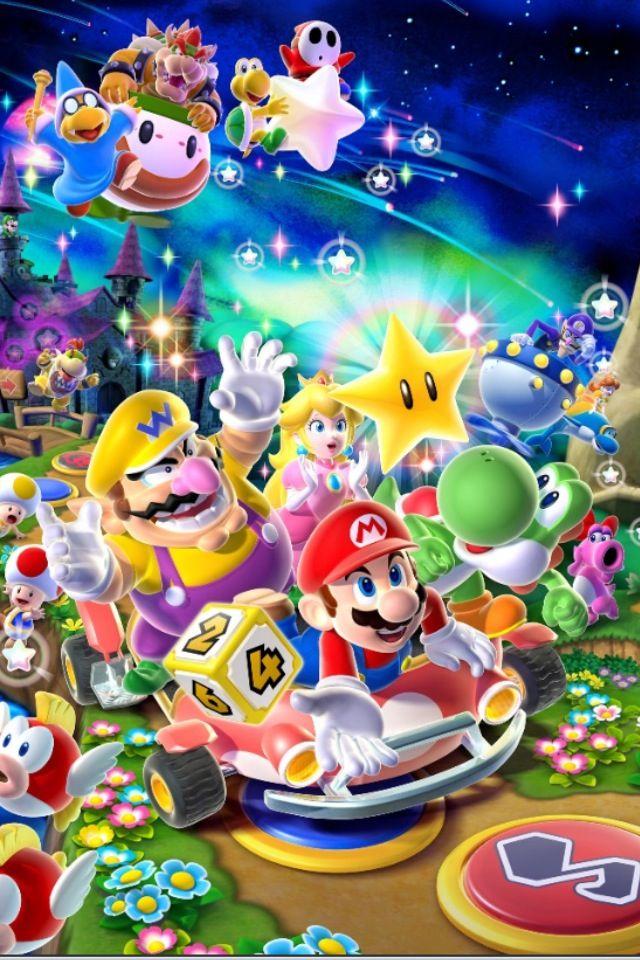 Mario Mario Bros Para Colorear Fiesta De Mario Mario Y Luigi