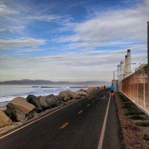 El Segundo Beach Bike Path California El Segundo Beach Redondo Beach Los Angeles Beaches