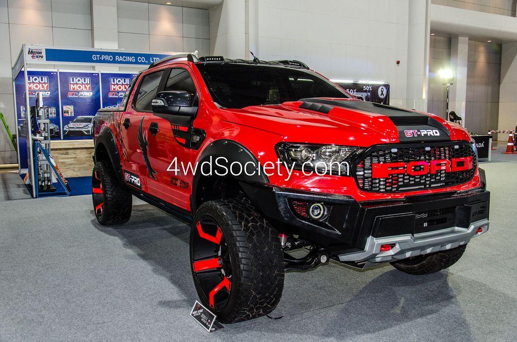 Ford Ranger Raptor 2016 Ford Ranger Raptor Pictures To Pin On