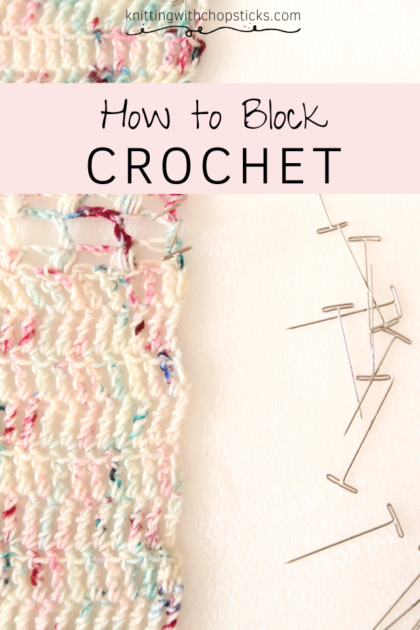 Blocking For Knitting And Crochet Everything You Need To Know Knitting With Chopsticks In 2020 Crochet Hats Free Pattern Crochet Knit Crochet