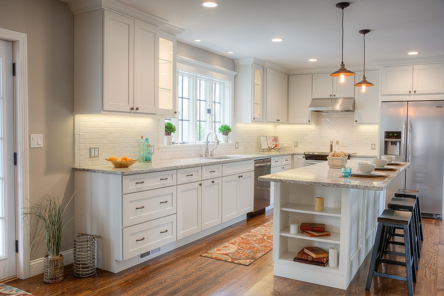 Best Photo Gallery Of Remodeled Kitchen Features Cliqstudios 400 x 300