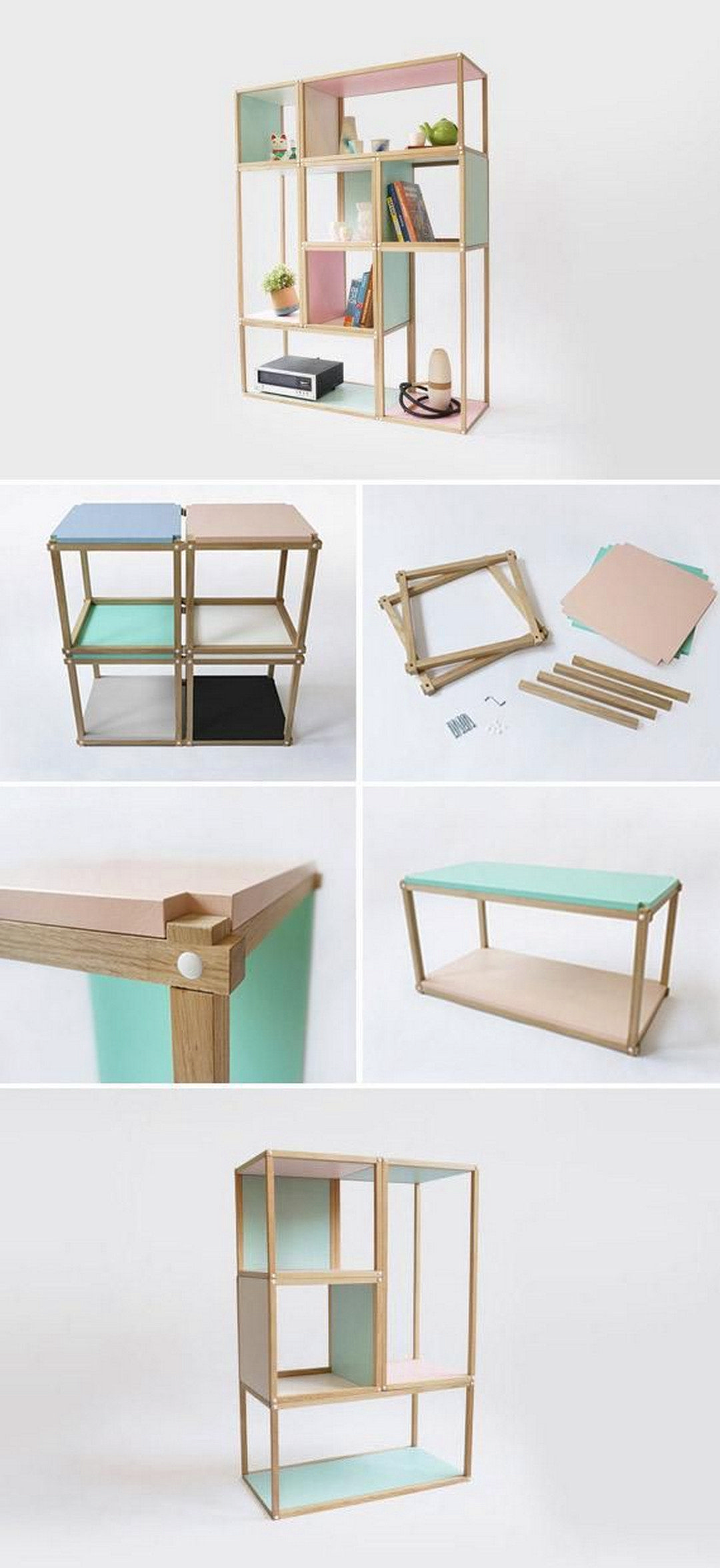 27 coolest modular furniture designs furniture design for Mobilya design